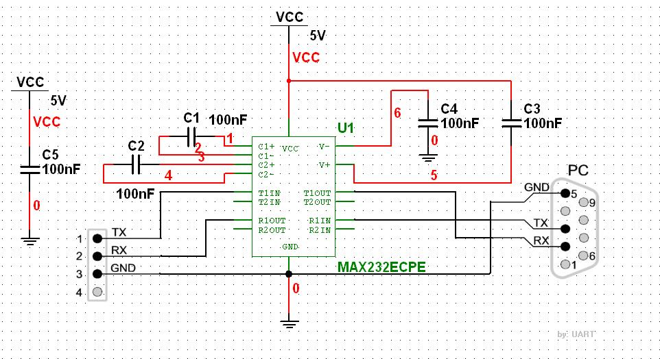 [schematic] RS-232 to TTL  Dongle.JPG