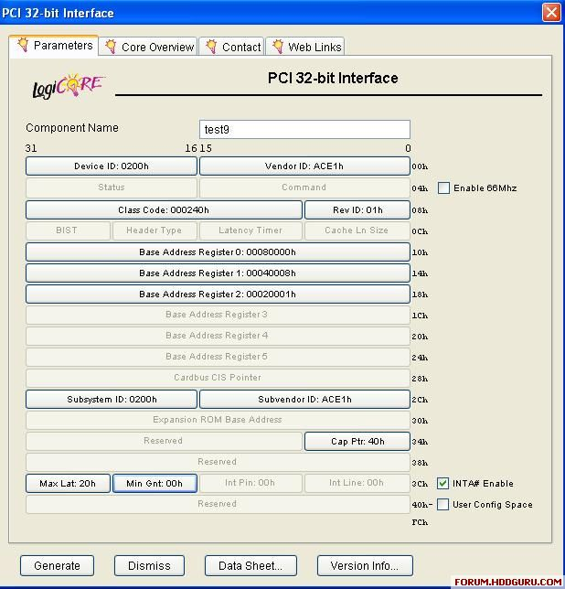 HDD GURU FORUMS • View topic - home made pc pci